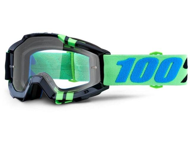 100% Accuri Anti Fog Clear Goggles zerg